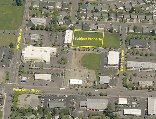 Commercial Lot, NW 1st Way, Battle Ground, WA 98604