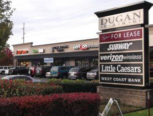 RetailFinancial Services Space Dugan Park Retail Center Vancouver, WA