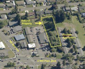 9603 E Mill Plain Land NWEIRE Listing
